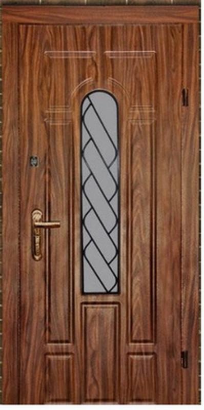 Двері вхідні з Ковкою  в часний будинок БЕЗКОШТОВНА ДОСТАВКА