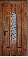Двері Вхідні броньовані з ковкою в приватний будинок БЕЗКОШТОВНА ДОСТАВКА