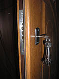 ДВЕРІ вхідні броньовані з ковкою в приватний будинок БЕЗКОШТОВНА ДОСТАВКА, фото 3