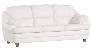 Кожаный диван с 2 креслами Sara, фото 2