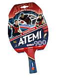 Ракетки атемі  900, Ракетка н/т, фото 3