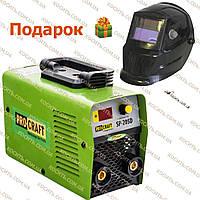 Сварочный инвертор ProCraft SP-205D mini
