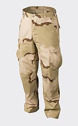 Штаны BDU - Cotton Ripstop - US Desert - Helikon-tex