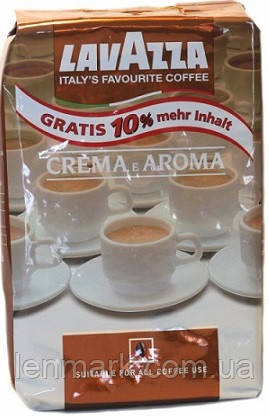 Кофе в зернах Lavazza Crema e Aroma 1100 г