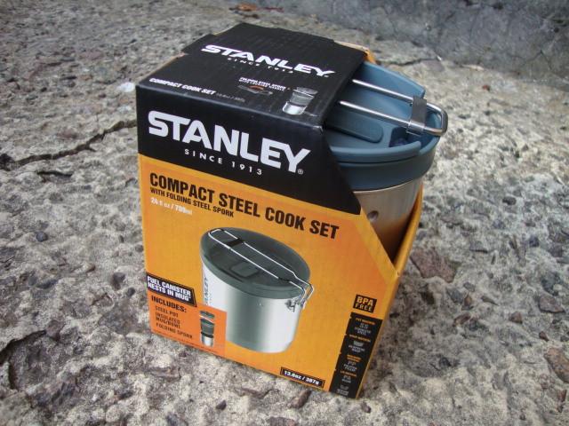 Набор для приготовления еды STANLEY Mountain 0,7 L (ST-10-01856-002)