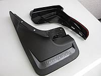 Брызговики передние комплект MERCEDES W166