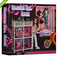 """Кукольный домик """"Monster High""""  66895 + три куклы"""