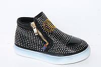 Демисезонная обувь детская. Ботиночки на девочек от фирмы СВТ.Т B256-1 (8пар, 27-32)