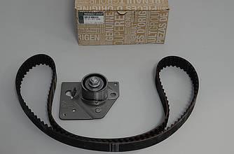 Комплект натяжитель + ремень ГРМ на Renault Trafic II 2001->2006 1.9dCi — Renault (Оригинал) - 7701477048