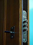 Вхідні двері з Ковкою броньовані в часний будинок БЕЗКОШТОВНА ДОСТАВКА, двери входные 1,20 на 2,05, фото 4
