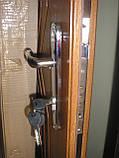 Входная дверь с ковкой БРОНИРОВАННЫЕ в частный дом БЕСПЛАТНАЯ ДОСТАВКА, двери входные 1,20 на 2,05, фото 5