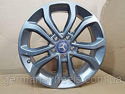 Оригинальные диски 17 дюймов на Mercedes C-class W205