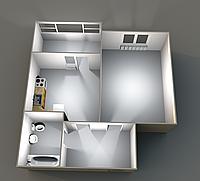 Однокомнатные квартиры 38,72 кв.м. 5, 6,7,11 этаж__26000