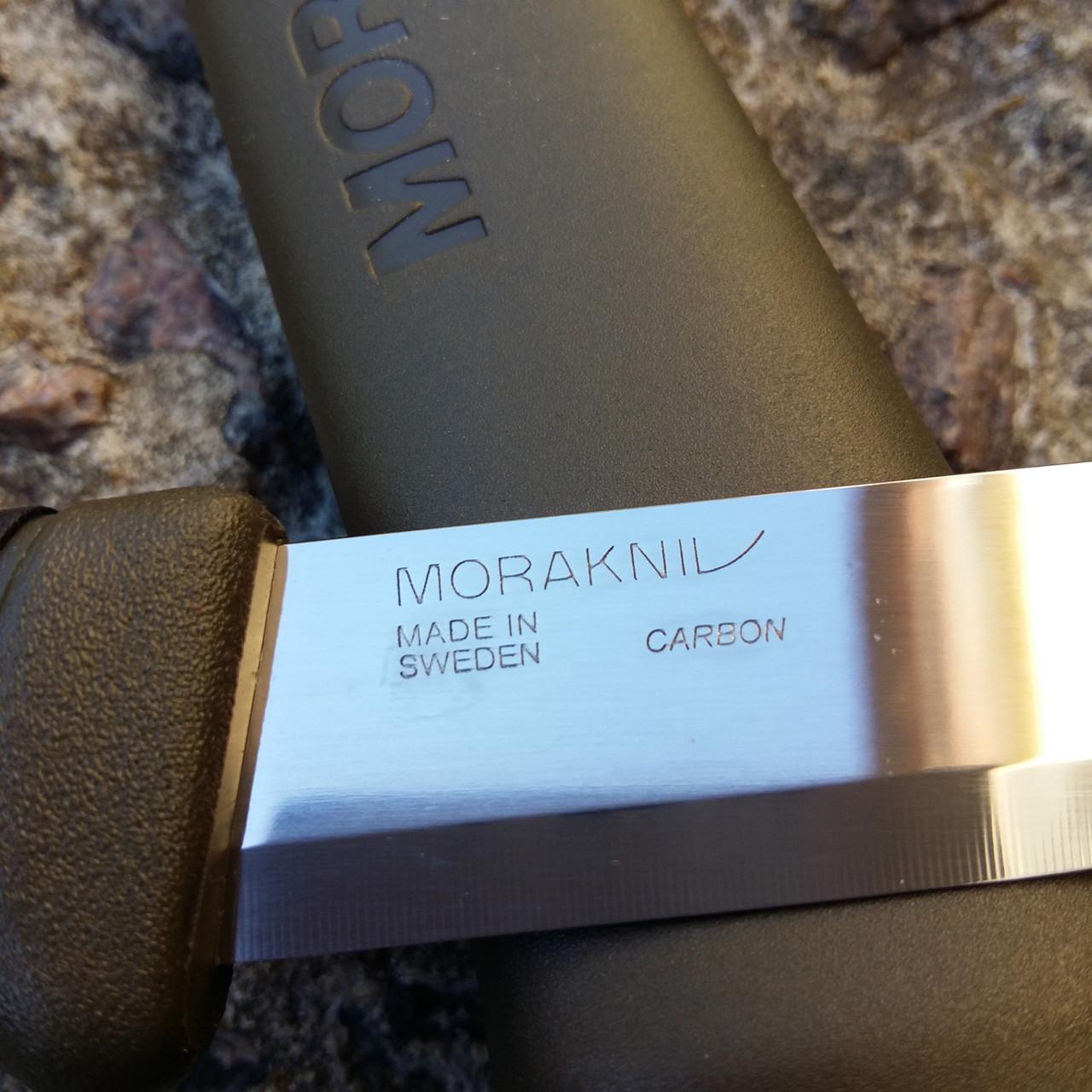 Нож Mora Companion MG Carbon (11863) 4