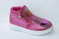 Демисезонная обувь детская. Ботиночки на девочек от фирмы СВТ.Т B256-5 (8пар, 27-32)