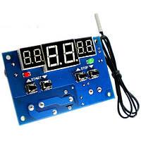 Терморегулятор W1401 бескорпусной 12В (-9...+99), фото 1