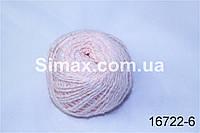 Акриловая пряжа Пастельно Розовый