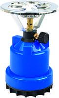 Портативная газовая плита Nurgaz: 1800 Вт, резьбовое соединение баллона, газ изобутан