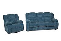 """Комплект мягкой мебели в ткани """"Эшли"""""""