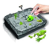 Игровой набор собери скелет Johnny's Boneyard