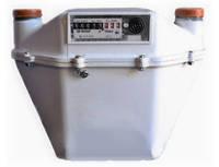 Газовый счетчик Визар G6 мембранный: расход 0, 025-10 м³/ч, корпус оцинкованная сталь, 2,7 кг