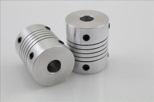 Гибкая муфта 3х3 мм D19 L25