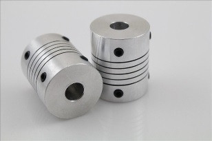 Гибкая муфта 5х10 мм D19 L25