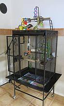 Вольєр для папуг 66*51*163 (king's Cages)