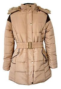 Зимняя курточка для девочки S&D размер 6-16 лет