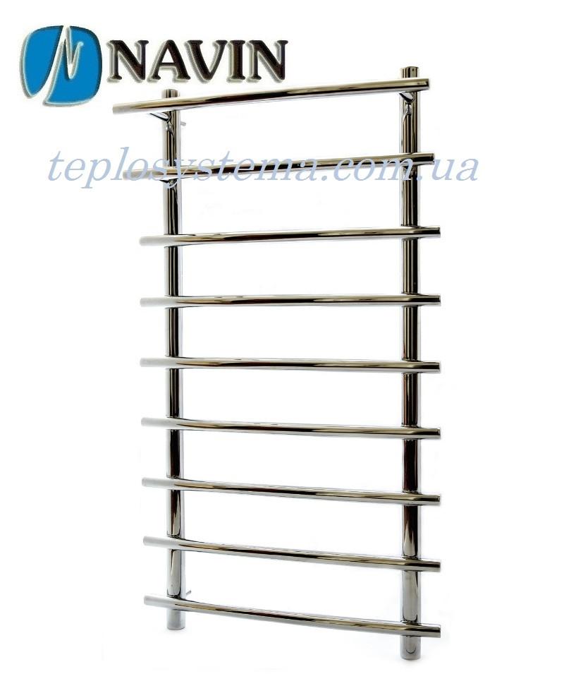 """Полотенцесушитель водяной NAVIN Премиум 600 х 1200 (подключение 1/2"""")"""