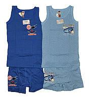 Комплекти нижнего белья для мальчиков. размеры 32-42