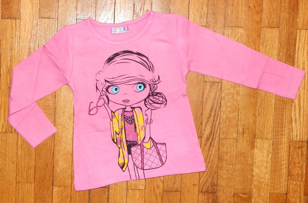 abaec1481c0f Детский реглан для девочки Модница 1-8 лет  продажа, цена в ...