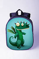 Рюкзак дошкольный, детский Динозаврик.