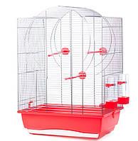 Клетка для среднего попугая EMMA II ZINC 45*32*64