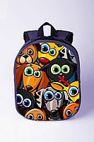 Рюкзак детский с Собаками мультяшными.
