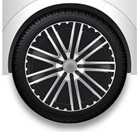 Колпаки Argo Toro  Black/Silver  R15