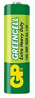Батарейка GP Greencell R06 AA MS