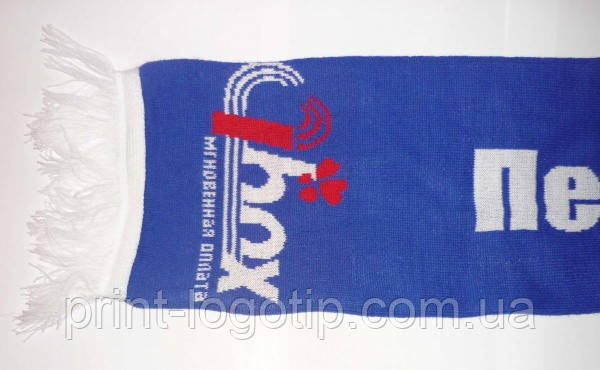 Вязаные шарфы на заказ