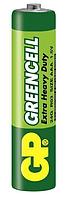 Батарейка GP Greencell R03 AAA MS