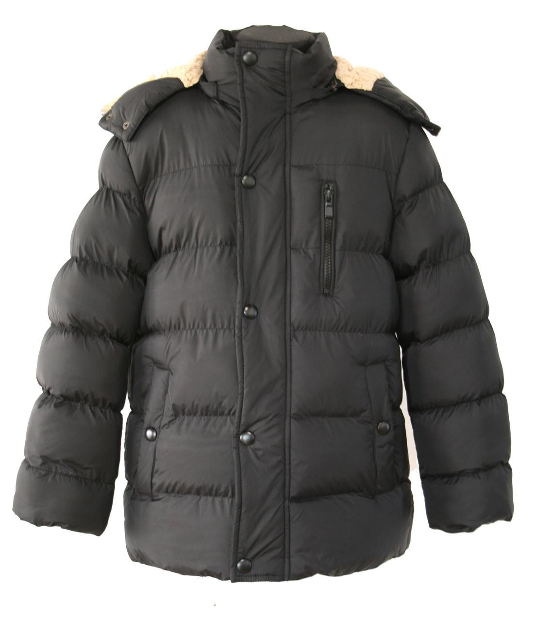 Зимова куртка на хлопчика S&D розмір 6-16 років
