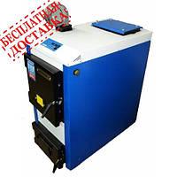 Котел твердотопливный TEHNI-X КОТВ-30-ДГ-М Professional 30 кВт со встроенным программатором