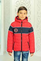 Куртка деми детская для мальчика Спорт-2 (р.30-40)