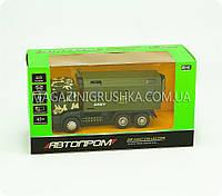 Машинка игровая автопром «Военный грузовик» 5005