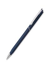 Ручка  металлическая синяя