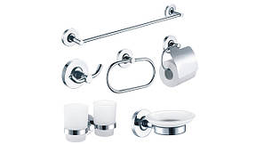 Наборы для ванной и туалета