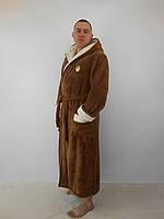 Мужской халат махра