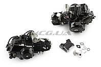 """Двигатель   для ATV 110cc   (АКПП, 1 передача вперед и 1 назад)    """"TZN"""""""