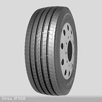 Грузовые шины на рулевую ось 315/70 R22,5 Jinyu JF568