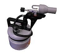 Лампа паяльная 3л Мотор Сич ЛП-3 со шлангом и пистолетом-соплом, 335х305х370 мм, расход 0,9 л/ч