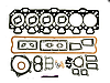 U5LT0151 Комплект прокладок верхний на 1006.60T серию